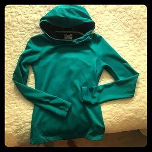 Under Armour women's cold gear running shirt